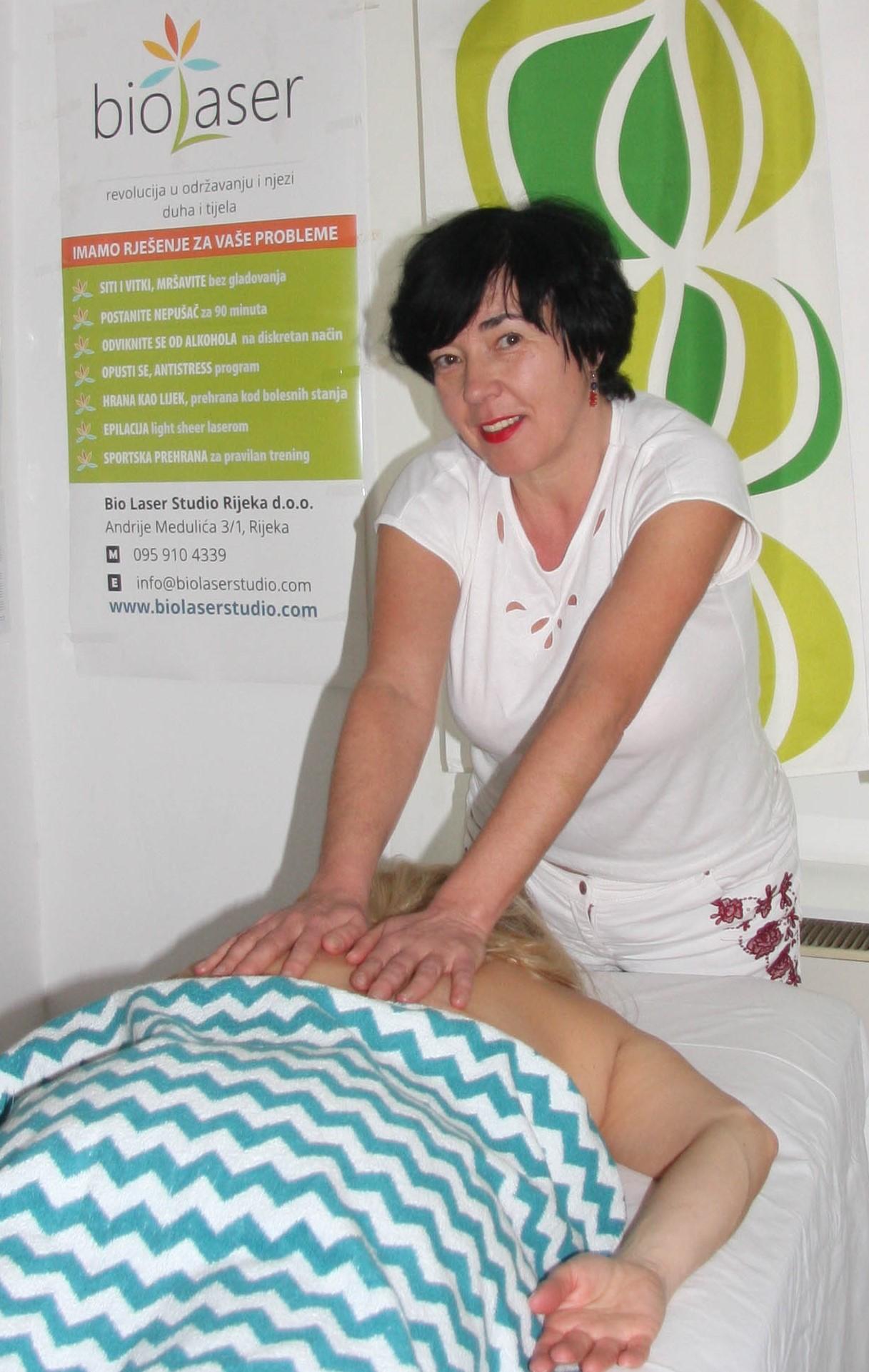 U rijeci masaža Bohemian